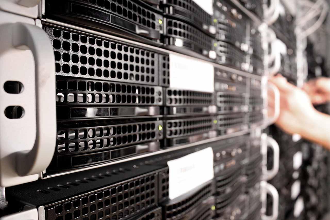 Visitez un Data Center Google