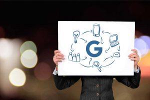 Google Mon activité