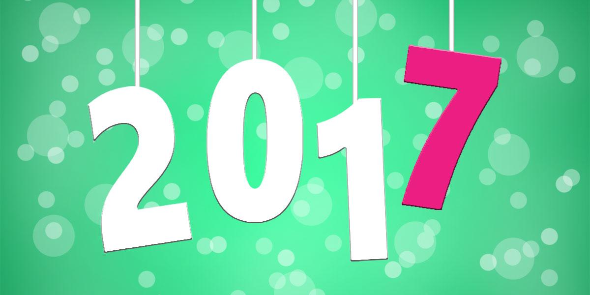 L'agence Web Be-WebCom' à Nivelles vous souhaite une bonne année 2017