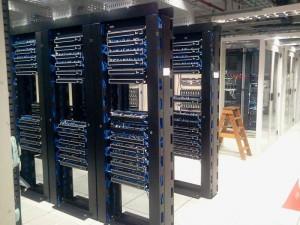 Data Center Baies Racks Serveurs
